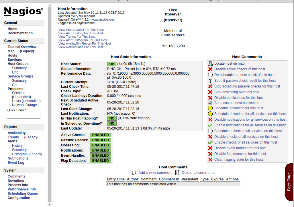 Nagios auf einer ipfire installieren for Nagios email notification template